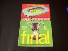 1968 Final - Arsenal v Swindon Town